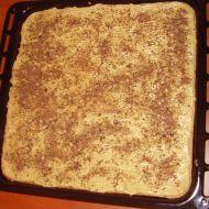 Ořechový dort na plech recept