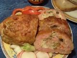 Roláda z mletého masa 2 recept