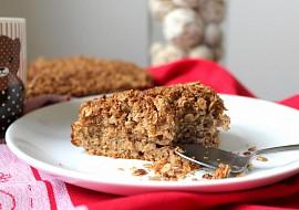 Skořicový koláč s kokosovo  mandlovou drobenkou recept ...