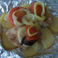 Živáňská s kuřecím masem recept