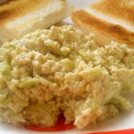 Tofu pomazánka s avokádem recept