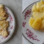 Rybí filet pod sýrovo-cibulovou krustou recept