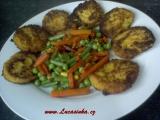 Jáhlovo-mrkvové placky recept