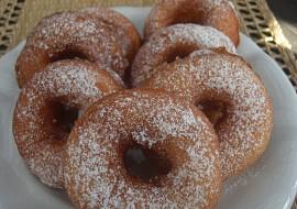 Donuty z naběračky recept