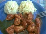 Kuřecí maso se švestkami a skořicí recept