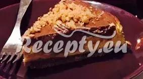 Oříškový dort se šlehačkou recept  moučníky