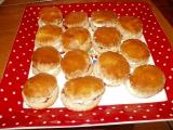 Výborné scones recept