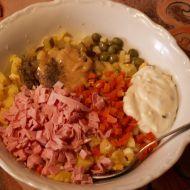 Taťuldův bramborový salát recept