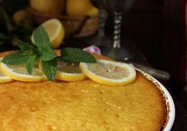 Citronové řezy  máslové a výborné recept