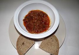 Vepřové kostky samotáře Rermora recept