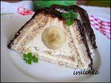 Smetanový dortík z Be-be sušenek recept