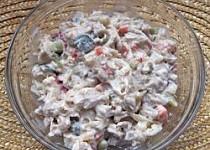 Rybí salát z králíka od babičky z Chválenic recept