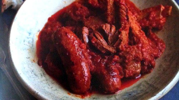 Gennarovo ragú z různých druhů masa