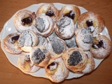 Višňové koláčky recept