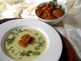Jemná hořčičná polévka s celerem a smetanou recept  TopRecepty ...