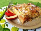 Jablkové nudle recept