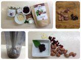 RAW domácí čokoláda recept