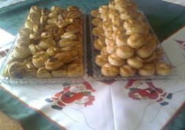 Mandlové pagáčiky  slávnostné recept