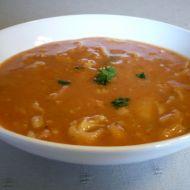 Ostrá dršťková polévka recept