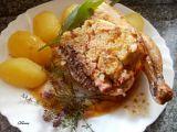Kuře s mateřídouškovou nádivkou recept