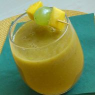Zelené smoothie s mangem recept