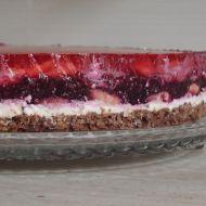 Luxusní ovocné tvarohové řezy recept