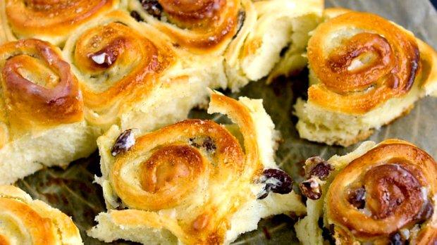 Chinois – francouzský máslový koláč