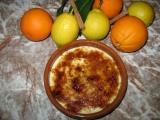 Katalánský krém (Crema Catalana) recept