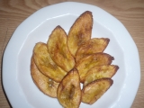 Smažený plantain (banány) recept