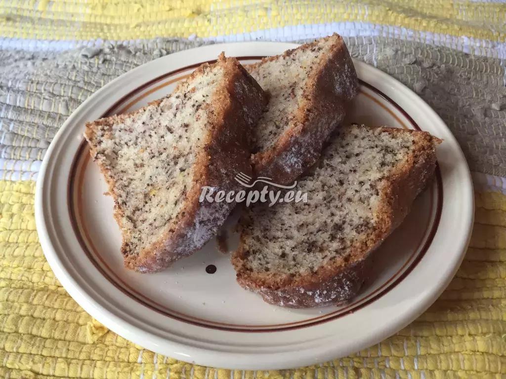Maková bábovka z pomazánkového másla recept  moučníky ...