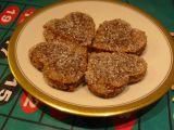 Švýcarské vánoční cukroví bez mouky  Brunsli recept
