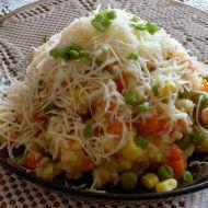 Vepřové rizoto s kukuřicí recept