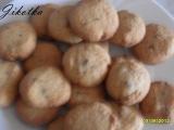 Cookies s kousky čokolády a vlašských ořechů (z reklamy) recept ...
