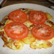 Španělská bramborová omeleta recept