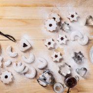 Výborné bezlepkové vanilkové rohlíčky recept