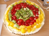 Božský jahodový koláč recept