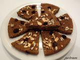 Castagnaccio – Italský koláč z kaštanové mouky recept ...