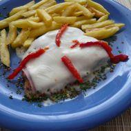 Kuřecí maso se sýrem recept
