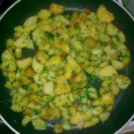 Opékané brambory recept