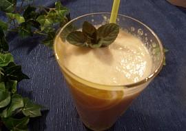 Banánový koktejl->nejjednodušší recept