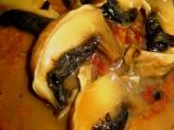 Kotleta Portobello recept