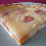 Meruňkový koláč s pudinkem recept