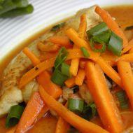 Kuřecí kari s mrkví recept
