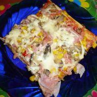 Božská pizza recept