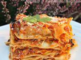 Dýňovo-cuketové lasagne recept