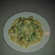 Kuřecí se špenátem a smetanou recept