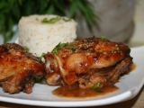 Tropické kuřátko recept