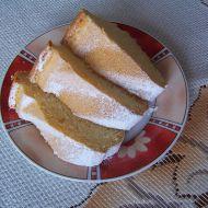 Vařená citrónová bábovka recept