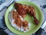 Pečené kuře na čínský způsob recept