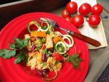 Rýže se Šmakounem, fazolemi a zeleninou recept